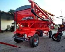 Tolva Gimetal - AC 14000 - Semilla y Fertilizante