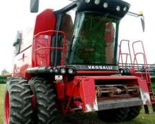 Cosechadora Vassalli 7500 Doble Tracción