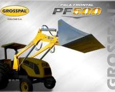 Pala Frontal PF 500 - Grosspal