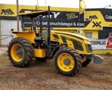 Tractor Pauny 230 a con Techo Parasol