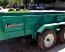 - Carro Centenario 4 TN -