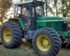Tractor John Deere 7505 Usado