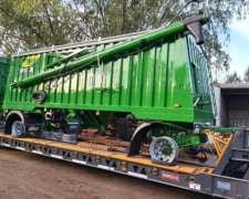 Tolva Ombu Tfso 24 M3 Verde John Deere
