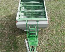 Fertilizadora Investa AIR 3000 o 5000 Lts