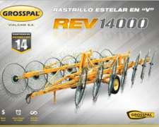 Rastrillo Estelar V REV14000 Grosspal