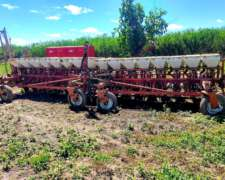 Sembradora Migra S21 16 A 52 C/fertilizador. Usada