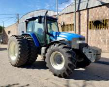 New Holland TM 180 Powershift, Solo 3.500 Horas, Impecable