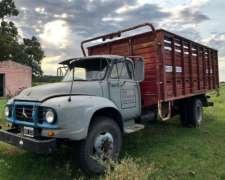 Vendo Camion Bedford Mecanica 1114 Listo para Trabajar