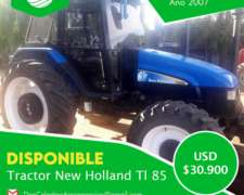 Tractor New Holland TL 85e