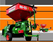 Richiger en BS. AS. ES Agrobaires Servicios SRL
