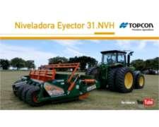 Niveladora y Eyector Nievas 31.nvh 4 con Compuerta