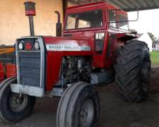 Tractor Massey Ferguson 1195 con Cabina