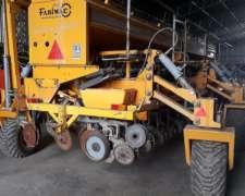 Sembradora Fabimag 2007, 16 A 52 Cm., Doble Fertilización.