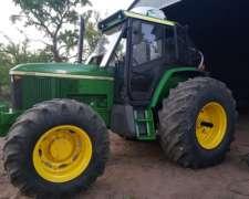 Tractor John Deere 7505 Rodado 24.5x32