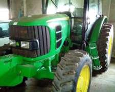Tractor John Deere 6610 Doble Traccion Como Nuevo