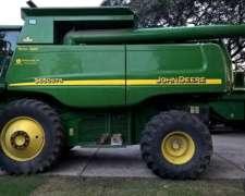 Cosechadora John Deere 9650 Sts