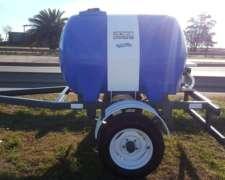 Acoplados Cisterna Combustible 500 - 6.000 Lts. / Completos