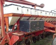 Sembradora 16 Surcos, Mecanica