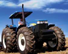 Tractor New Holland 7630 y 8030