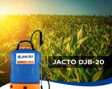 Pulverizador Jacto Mochila DJB a Bateria