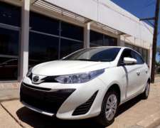 Toyota Yaris 5 Ptas XS M/T 0km MY19 Disponible