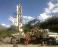 Perforaciones Para Riego, Agua Potable, Industriales