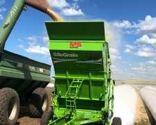 Embolsadora sin Tractor Energia Cero