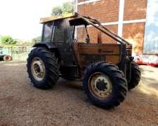 Tractor Valmet 785 4x4 Usado