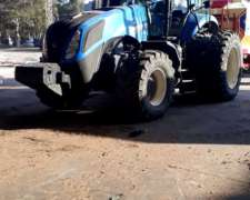 Tractor New Holland T8355 - Usado -