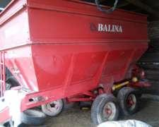 Distribuidor De Abono Organico Y Calcareo Balina