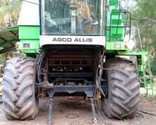 Cosechadora Agco Allis Optima 550-permuto Varios Implementos