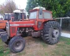 Tractor Massey Ferguson MF 1195 - año 1985