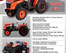 Tractor Hanomag 65v Compacto