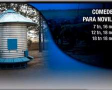 Pagina Oficial.colonia Menonita La Pampa.silos Aereos,,comed