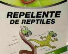 Repelente de Reptiles, Geckos y Sapos X 1lt - NO Tóxico -