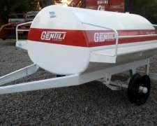 Tanque De Combustible 1500 L Gentili