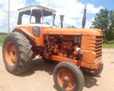 Tractor Fiat R 60. con Dirección Hidráulica