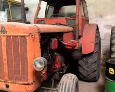 Tractor Hanomag En Funcionamiento