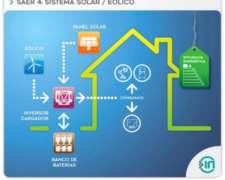 Saer 4: Sistema Solar / Eólico - Insaer