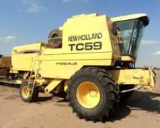 New Holland TC 59 - año 1999 - Financiamos 5 Años Tasa 0%