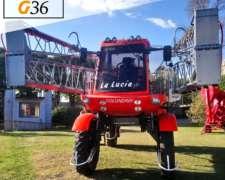 Golondrin Lucia DLX 2011 -deutz 160hp BOT 27 M Recond Fabri