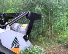Destoconado de Plantaciones Forestales