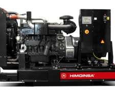 Grupo Electrogeno Himoinsa - 100kva