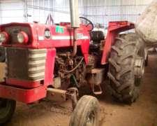 Tractor Massey Ferguson Mod 165. Usado