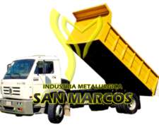 Caja Volcadora - San Marcos