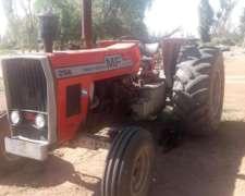 Excepcional Tractor Massey Fergusson 296 con Tres Puntos y S