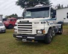 Scania 113 320hp Tractor