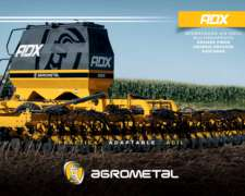 Sembradora Agrometal ADX 41/21