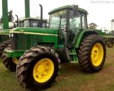 Tractor John Deere 6605 Buen Estado - Mod 2003