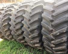 Cub 20.8.42 Recauchutadas Para Tractor O Cosechadora